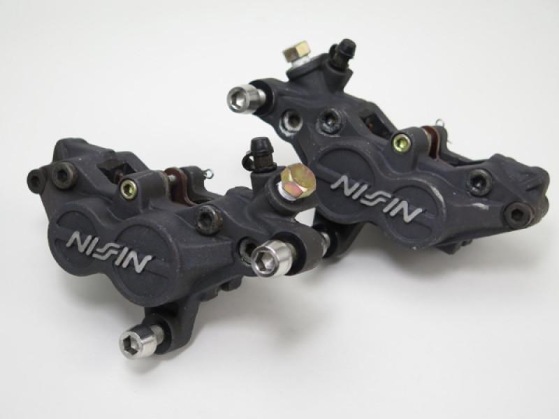 Nissin Yamaha Tz250 Front Brake Calipers