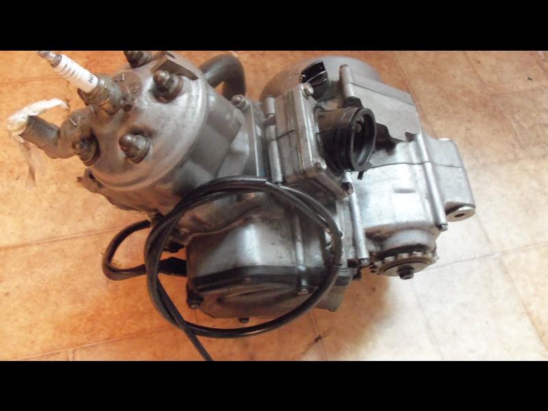Nf4 Honda Rs125 Race Engine 1989  90