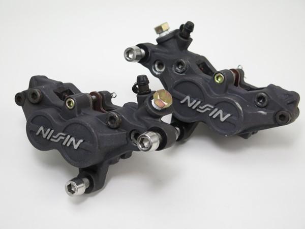 nissin yamaha tz front brake calipers
