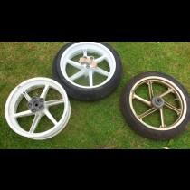 NF5 HRC Honda RS250 wheels