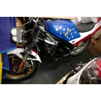 31K Yamaha RD350 YPVS - BREAKING