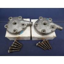 3TC Yamaha TZ250 cylinder heads