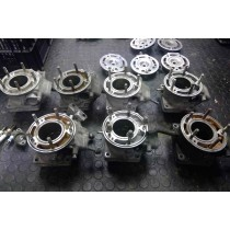 3XV Yamaha TZR250 SP cylinders heads