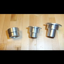 3XV Yamaha TZR250 RC Sugo rear wheel spacers