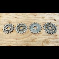 4DP Yamaha TZ250 gearbox sprockets
