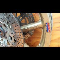 NF5 NH3 Honda RS250 NSR250 F3 front Magtek wheel