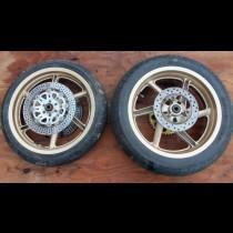 MC21 Honda NSR250 SP Magtek wheels