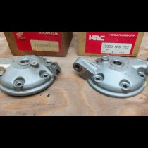NF5 Honda RS250 HRC cylinder heads