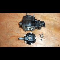NC19 Honda NS400R cylinder, head & reed