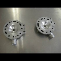 NX5 Honda RS250 HRC cylinder heads - NEW