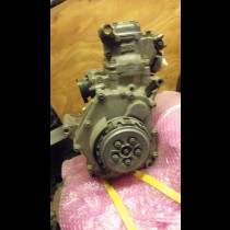 4JT Yamaha TZ125 engine